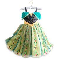 Платье Анны Холодное сердце подойдет на девочку в возрасте от 4-12 лет Оригинал от Дисней Disney Princess.