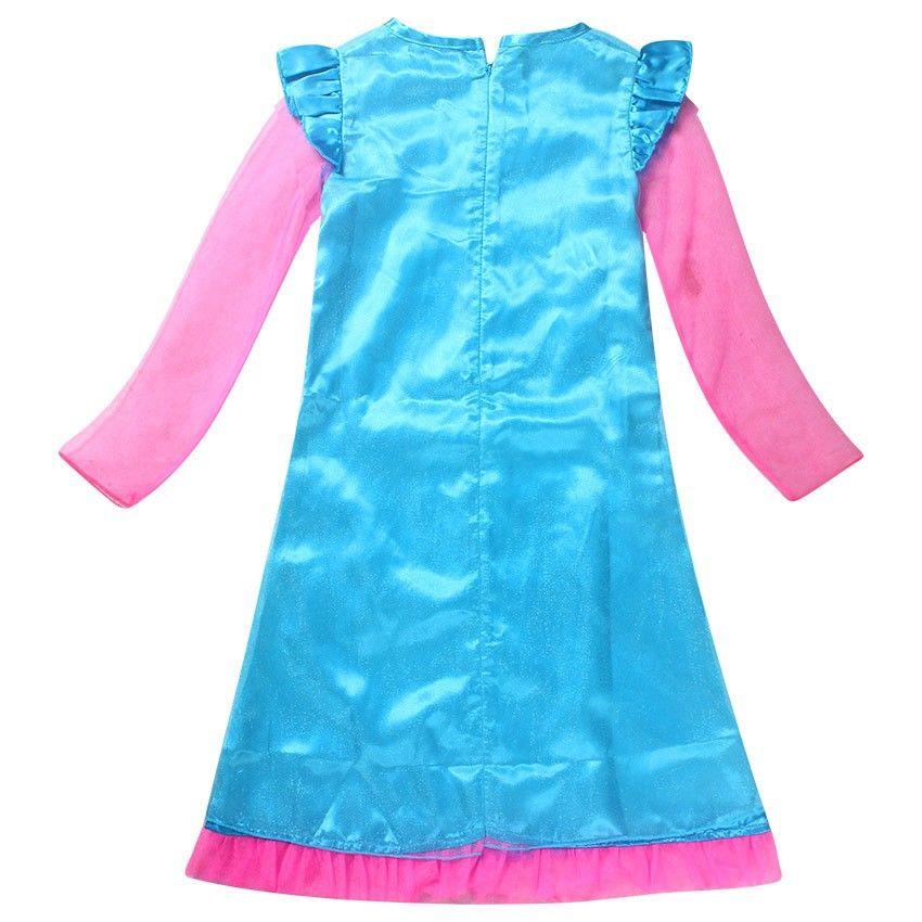 Купить Платье Тролля Розочки